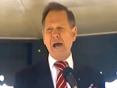 Ala. 'Ten Commandments' Judge: Marriage Equality Will Destroy Constitution