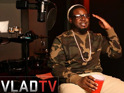 WATCH: Rapper T-Pain's Potty-Mouthed Rant on Homophobia in Hip-Hop