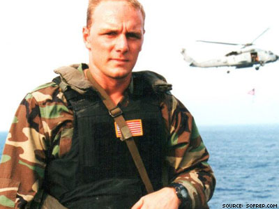 Meet Brett Jones, a Gay Navy SEAL
