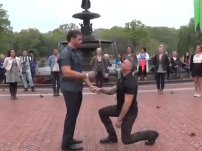 WATCH: 15 Marriage Proposals That Will Get You in the Mood for Love