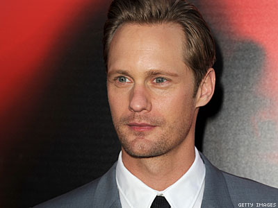True Blood's Alexander Skarsgard to Star in Tarzan Film