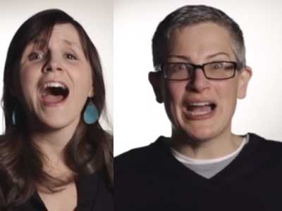 WATCH: Women Read Gay Men Dating App Messages Out Loud