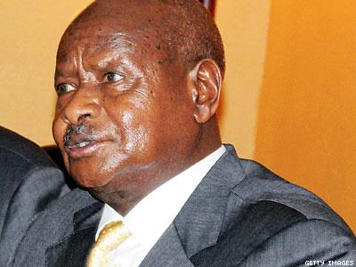 Watch: Lawmakers Cheer As Ugandan President Declares War on Homosexuals