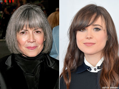 Anne Rice Supports Ellen Page, Takes Bite Out of Page's Critics