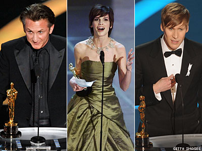 4 LGBT-Focused Oscar Acceptance Speeches