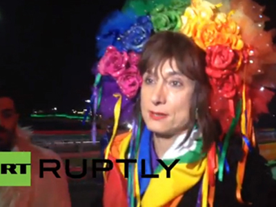 IOC Defends Removal of Trans MP for Rainbow Protest