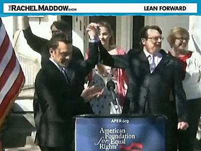 WATCH: Maddow on the Marriage Equality 'Revolution'