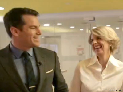 WATCH: New GLAAD Leader Talks Mission With Thomas Roberts