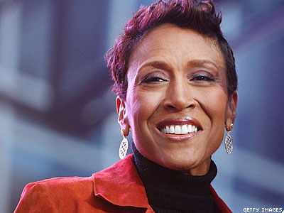 GMA's Robin Roberts Is Most-Liked Morning News Personality