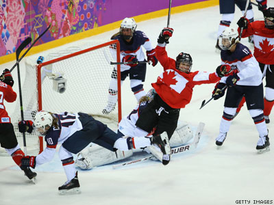 Gay at the Games: Hockey Madness, Wüst Goes for Medal 5