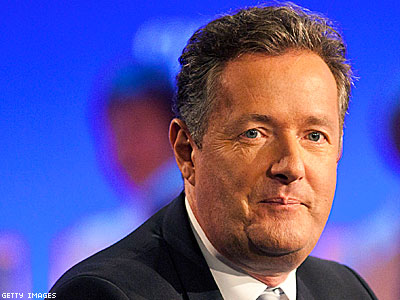 Piers Morgan Out the Door at CNN