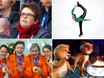 Gay at the Games: Billie Jean King Makes Her Mark
