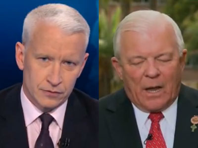 WATCH: Anderson Cooper Tears Apart Arizona State Senator on AC360