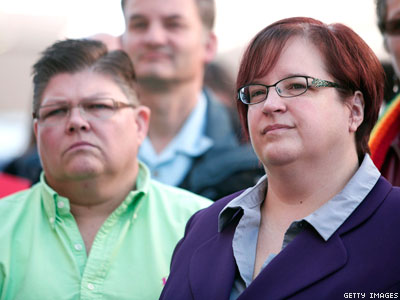 Trial Begins in Michigan Marriage Case