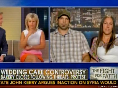 WATCH: Fox News Promotes, Then Condemns Pro-Discrimination Laws