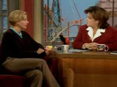 Throwback Thursday: Ellen and Rosie Dance Around the Gay Thing in 1996