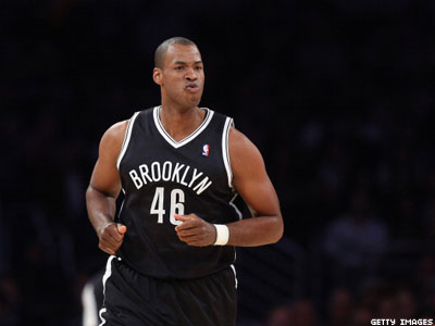 Jason Collins Just Wants to Play Basketball