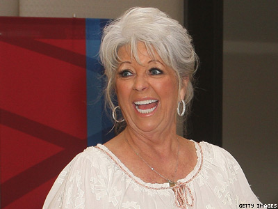 Paula Deen: I'm Just Like That Black Football Player