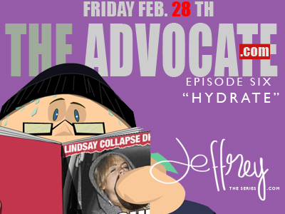 WATCH: Jeffrey: The Series Episode 6, 'Hydrate'