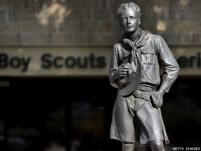 Boy Scouts Upset by Disney Move to Pull Funds Over Antigay Policy