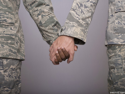 Same-Sex Military Spouses File Brief Supporting Marriage Equality