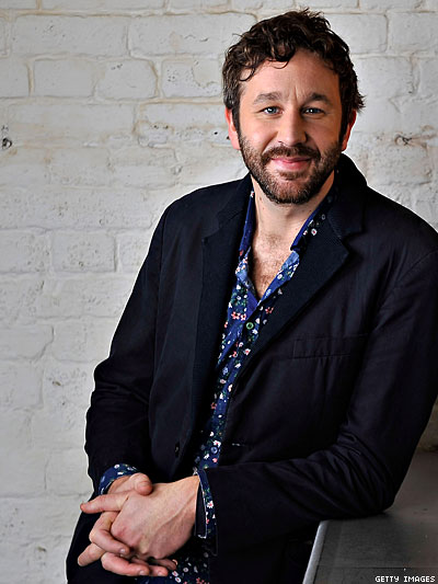The A-List Interview: Chris O'Dowd