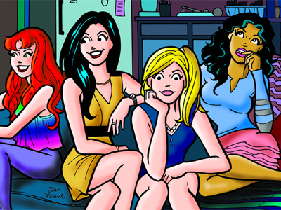 Archie Comics Hires Gay Writer as First Chief Creative Officer