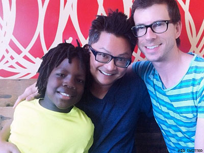 'Daddy, Find Your Light': Alec Mapa on Baby Daddy, Fatherhood, and Auntie Mame