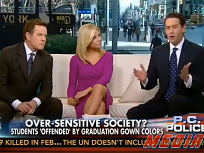 Fox News Anchor Apologizes for 'Ignorant' Joke About Gender Identity
