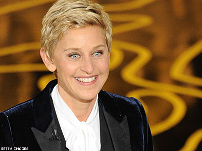 Ellen Wins Big at 86th Academy Awards