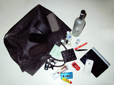 What's in My Dad Bag?