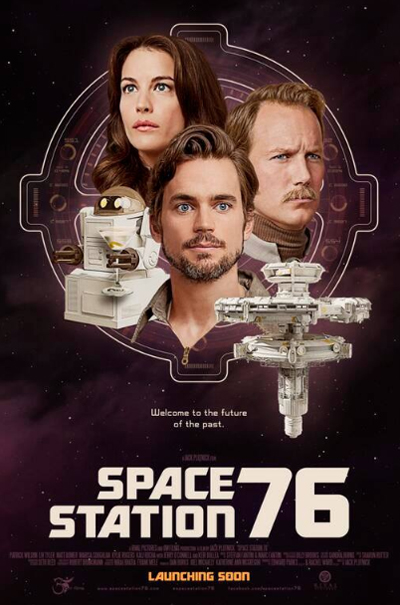 Gay-Helmed Sci-Fi Film Space Station 76 Debuts at SXSW