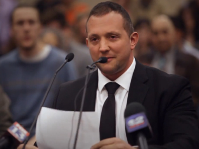 WATCH: One Gay Man's Touching Plea for Equality in Utah