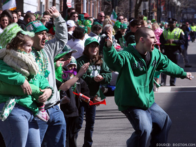 Op-ed: In Boston, an Ugly St. Patrick's Day Tradition Continues