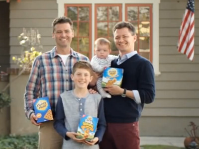 WATCH: Honey Maid's Newest Commercial Features Gay Families