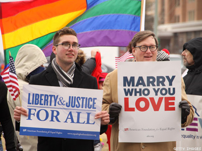 Young Repubs Express Big Support for Marriage Equality