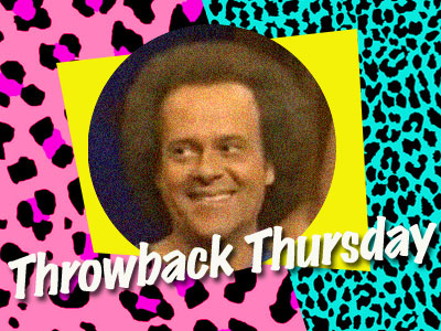 Throwback Thursday: Richard Simmons Gets Inappropriate on Whose Line Is It Anyway?
