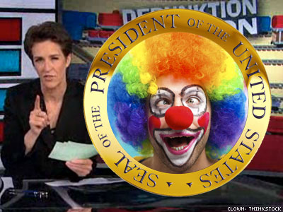 WATCH: Rachel Maddow Blasts Critics of Obama's Funny or Die Interview