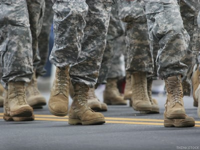 Op-ed: The Policies Keeping Trans People From Military Service