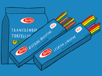 New York Times Feature Lets Barilla Off the Hook for Antigay Remarks