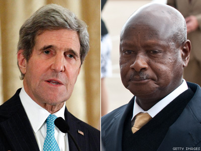 WATCH: U.S. to Send Homosexuality 'Experts' to Uganda