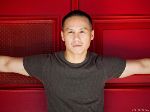 Out Actor B.D. Wong to Star in Jurassic Park Sequel