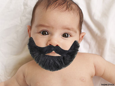 My Kid Is My Beard