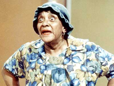 Happy Birthday Moms Mabley