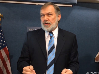 WATCH: Antigay Leader Predicts 'Revolution' in Response to LGBT Movement