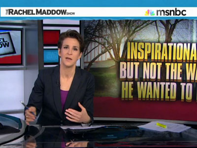 Rachel Maddow Explains the Counter-Intuitive Legacy of Westboro