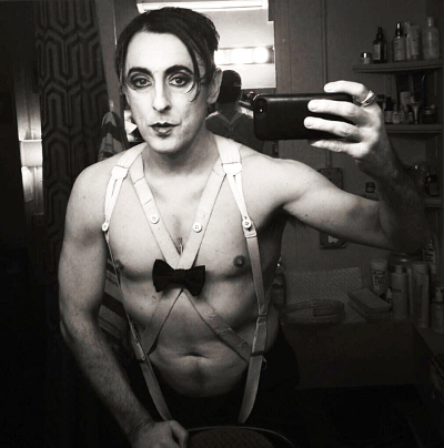 First Look: Alan Cumming Returns in Cabaret