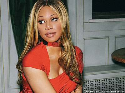 Laverne Cox Among Paper Magazine's Most Beautiful People