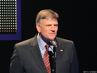 Op-ed: Franklin Graham's Judgments Are Anything But Christian-Like