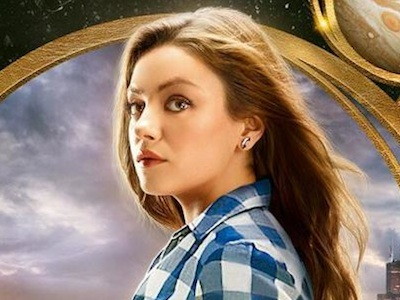 New Trailer and Posters for the Wachowskis' Jupiter Ascending Released